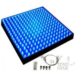 LED vækstpanel Blå, 15w, 220v, Grow lamp