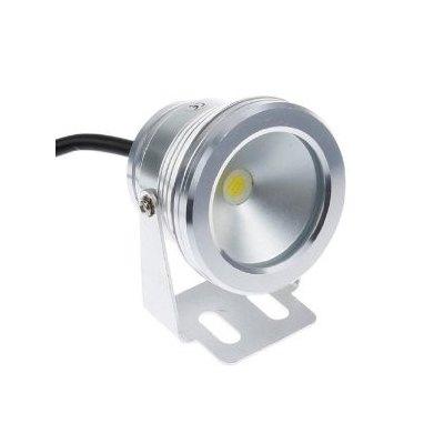 Image of   10W LED projektør - Varm hvid, vandtæt