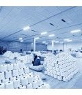 V-Tac 30W komplet LED armatur - 120 cm, 160lm/W, 230V