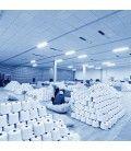 V-Tac 38W komplet LED armatur - 150 cm, 160 lm/W, 230V