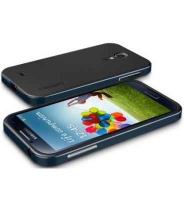 Samsung Galaxy S4 Neo Hybrid cover blue