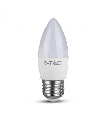 V-Tac 5.5W LED kertepære - 200 grader, E27
