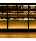 V-Tac 18W LED rør - Til præsentation af brød, 120 cm