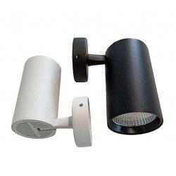 Loftslamper LEDlife hvid vægmonteret spot 30W - Flicker free, RA90, til loft/væg
