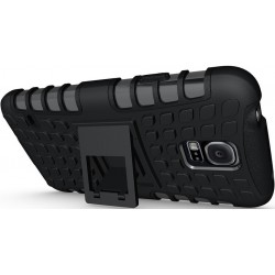 Samsung Galaxy S5 Armor Heavy Duty Hybrid Stand Case Cover
