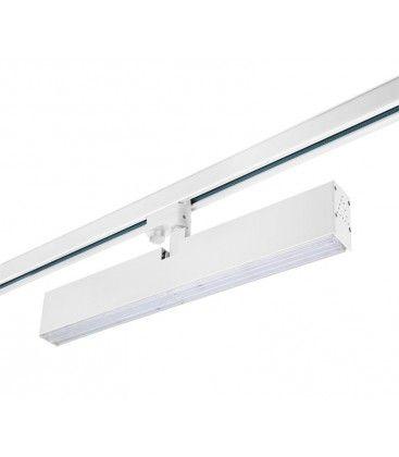 LEDlife hvid lampe 40W - Til 3-faset skinner