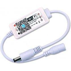 LED Strips Smart Home dæmper - Virker med Google Home, Alexa og smartphones, 12V (48W), 24V (96W)