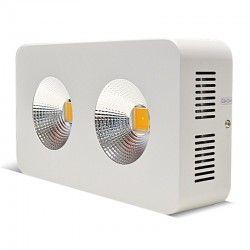 Plantelys til private Vækstlampe LED 100W - Høj kvalitets grow lamp, inkl. ophæng, ægte 100W