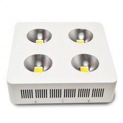Professionel LED grow light Vækstlampe LED 200W - Høj kvalitets grow lamp, inkl. ophæng, ægte 200W