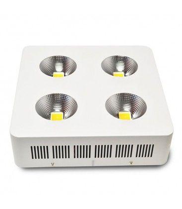 200W vækstlampe LED - Høj kvalitets grow lamp, inkl. ophæng, ægte 200W