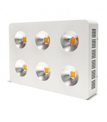 Vækstlampe LED 300W - Høj kvalitets grow lamp, inkl. ophæng, ægte 300W