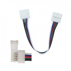 12V RGB+WW RGB+WW LED strip samler - 12V / 24V