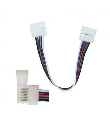 RGB+WW LED strip samler - 12V / 24V