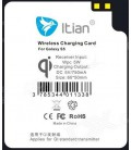 Trådløs opladning til Samsung S5 trådløs modtager