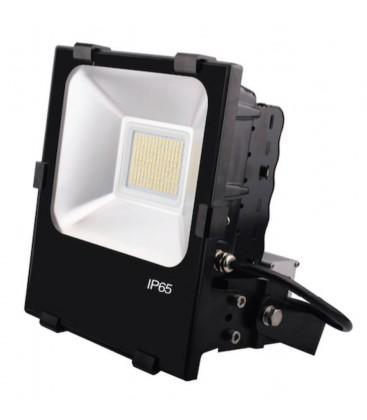 LEDlife MARINE 50W LED projektør - Til maritim brug, coated aluminium + 316 rustfrit stål, IP65