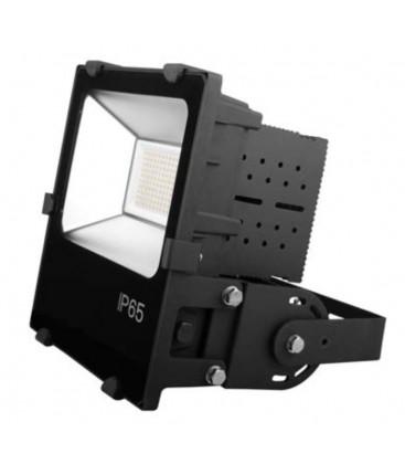 LEDlife MARINE 150W LED projektør - Til maritim brug, coated aluminium + 316 rustfrit stål, IP65