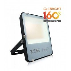LED Projektør V-Tac 200W LED projektør - 160LM/W, arbejdslampe, udendørs