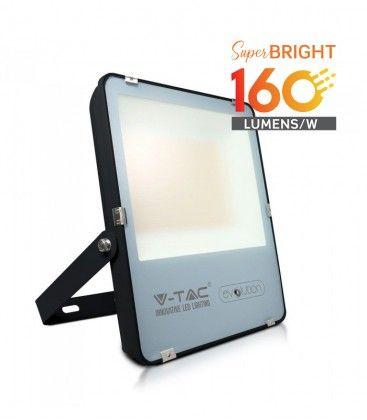 V-Tac 200W LED projektør - 160LM/W, arbejdslampe, udendørs