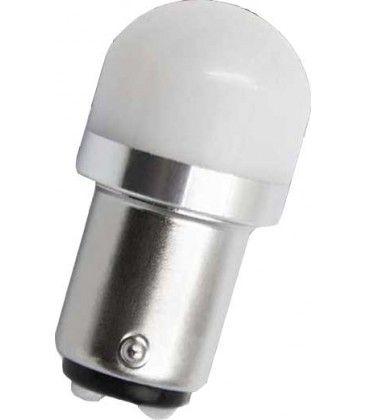 BA15D LED pære - 2,5W, 120 grader