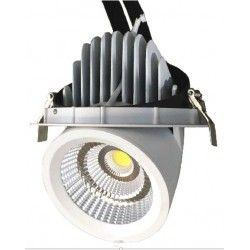 Indbygningsspot LEDlife 30W Downlight - Justerbar vinkel, 3200lm