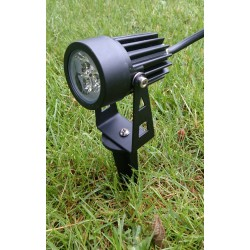 LED have projektør 3w, 100% vandtæt
