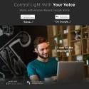 V-Tac 10W/m RGB LED strip komplet kit - 5m, 60 LED pr. meter, Smart Home /u fjernbetjening