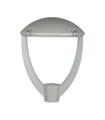 V-Tac 50W LED gade/parklampe - Samsung LED chip, Type III-M linse, IP65