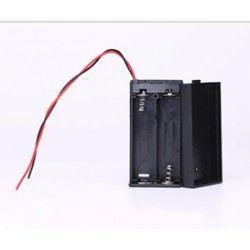 Laserpointer Batteri holder 2 x AA - 3V