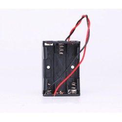 Laserpointer Batteri holder 3 x AA - 4.5V