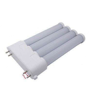 LEDlife 2G10-SMART21 HF - Direkte erstatning, LED lysstofrør, 18W, 21,7cm, 2G10