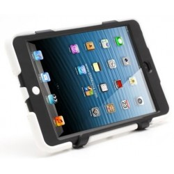 IPad Mini 1+2+3 Silikone Protect Case + Stand