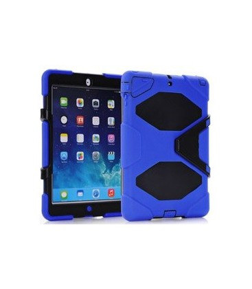 IPad 2 3 4 pink silikone protect case + stand