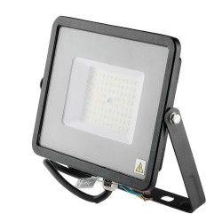 Projektører V-Tac 50W LED projektør - Samsung LED chip, 120LM/W, arbejdslampe, udendørs