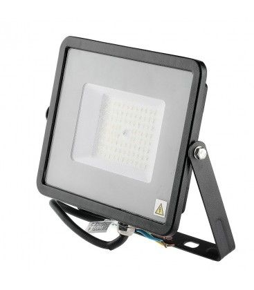 V-Tac 50W LED projektør - Samsung LED chip, 120LM/W, arbejdslampe, udendørs