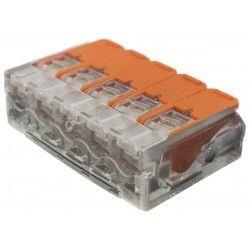 LED Strips Skrueløs muffe til 5 samlinger