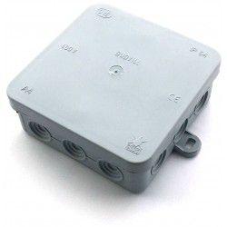 Transformator Samleboks - 10 x 10 x 3,7 cm, IP54 stænktæt