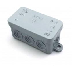 Transformator Samleboks - 8,5 x 4,5 x 4 cm, IP54 stænktæt