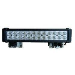 Køretøj projektører 72W LED arbejdslampe - Bil, lastbil, traktor, trailer, udrykningskøretøjer, kold hvid, 12V / 24V