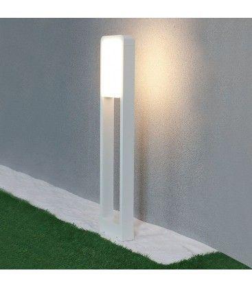 V-Tac 10W LED havelampe - Hvid, 80 cm, IP65, 230V