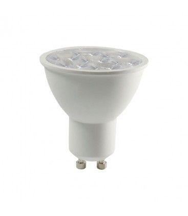 V-Tac 6W LED spot, 10° - Samsung LED chip, Ekstra fokuseret, 230V, GU10