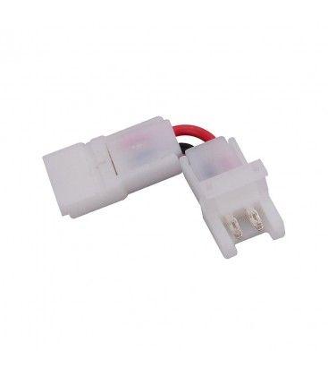 Fleksibel samler til LED strips - Til 3528 strips (8mm bred), 12V / 24V