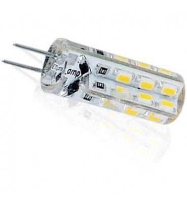 G4 Varm hvid LED, 1.5W, 12V, 120 lumens