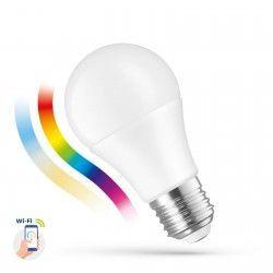 Smart Home pærer 9W Smart Home LED pære - Virker med Google Home, Alexa og smartphones, E27, A60