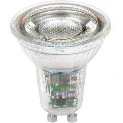 GU10 LED pærer 6W LED spot - 3-trin dæmpbar, on/off dæmpbar, 230V, GU10