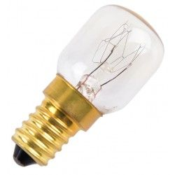 Industri LED Klar E14 25W ovnpære - Traditionel pære, 180lm, S25