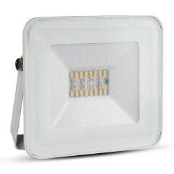 LED Projektør V-Tac 20W LED projektør RGB+CCT - Bluetooth, IP65 udendørs