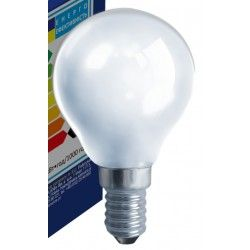 Industri LED Frost E14 25W glødetrådspære - Traditionel pære, 200lm, dæmpbar, PS45
