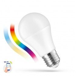 Almindelige LED pærer E27 13W Smart Home LED pære - Virker med Google Home, Alexa og smartphones, E27, A60