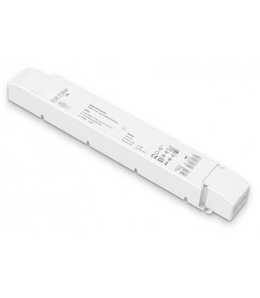 LTech 150W dæmpbar strømforsyning - 12V DC, 12.5A, Fase+1-10V+Push-dæmpbar, flicker free, IP20