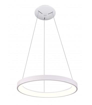LEDlife Nordic48 Dæmpbar LED lampe - Flot indirekte lys, Ø48, hvid, inkl. ophæng